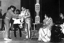 Шри Матаджи на наградите